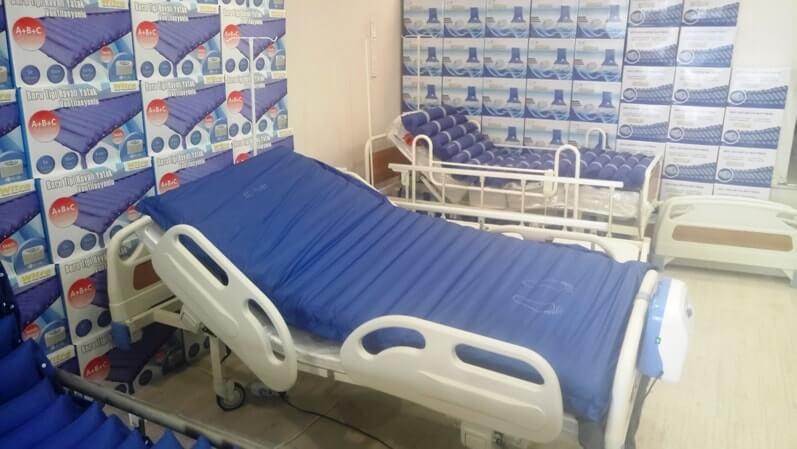 Motorlu Hastane Yatağı Çeşitleri