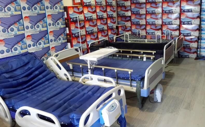 Satılık Hasta Yatakları