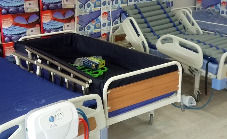 Ayarlanabilir Hasta Yatakları