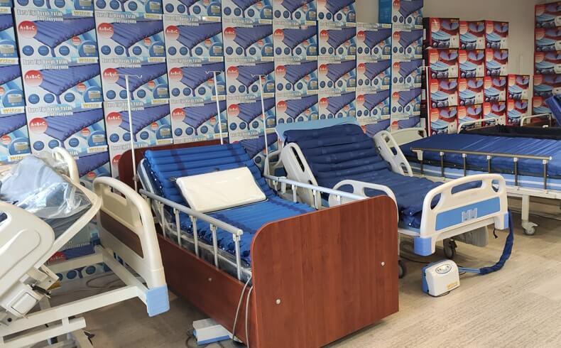 Çeşitli Hasta Yatağı Modelleri
