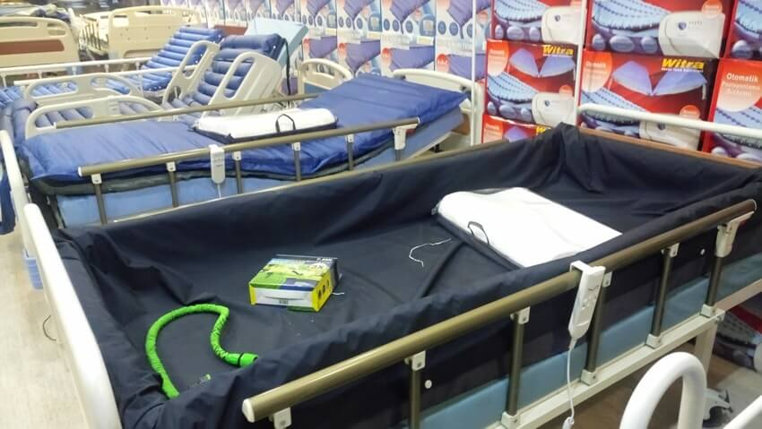 Fonksiyonlu Hasta Yatağı Türleri