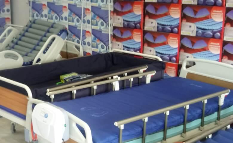 Hasta Ranzası Ve Yatağı