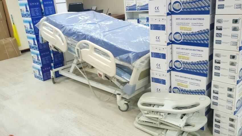 Hasta Yatağı Emek Yatak İmalatı