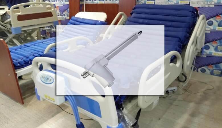 Hasta Yatağı Pistonu