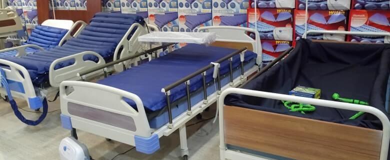 Hasta Yatak Yapımında Kullanılan Malzemeler