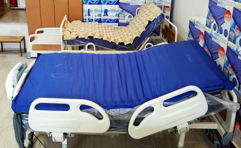 Satılık Boru Tipi Hasta Yatakları