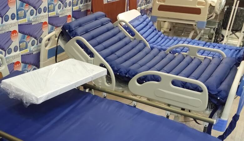 Sensörlü Hasta Yatağı Çeşitleri