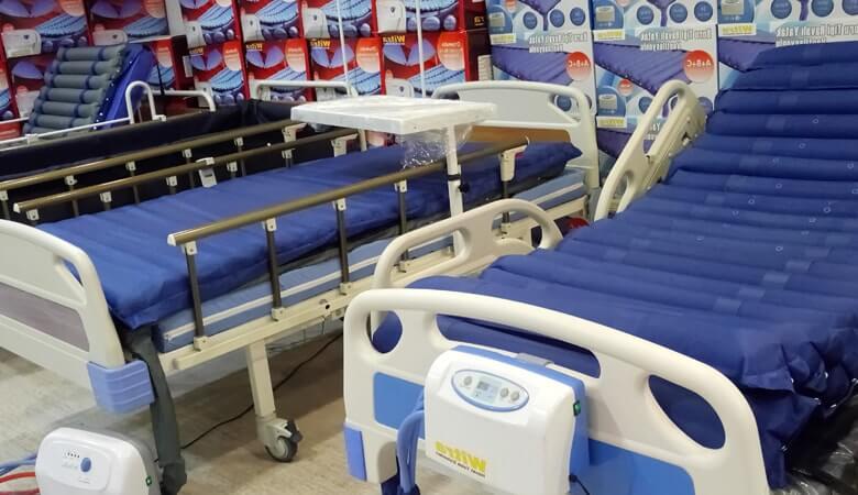 Sensörlü Hasta Yatakları