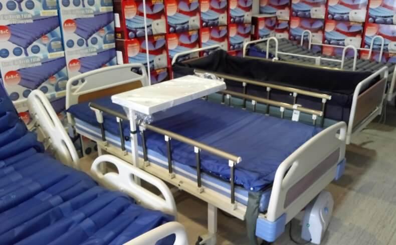 Teknoloji ile gelişen hasta yatakları