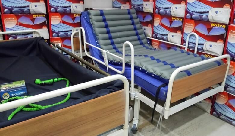 Yapılmış Hasta Yatakları