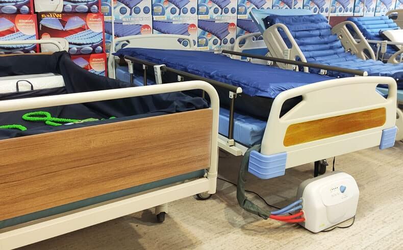 Yeni Teknoloji Hasta Yatakları