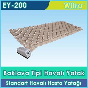 Baklava Tipi Havalı Yatak EY-200