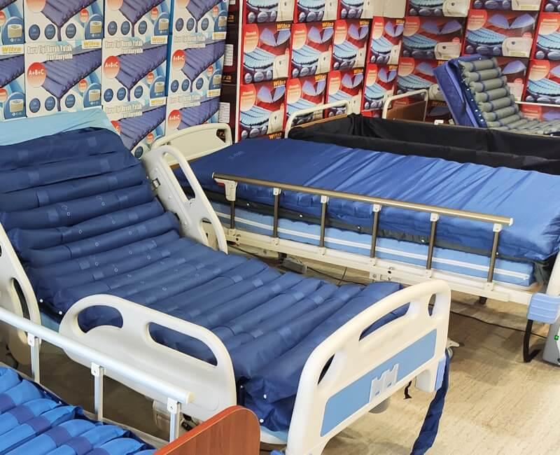 Çeşitli Hasta Yatağı Ürünleri