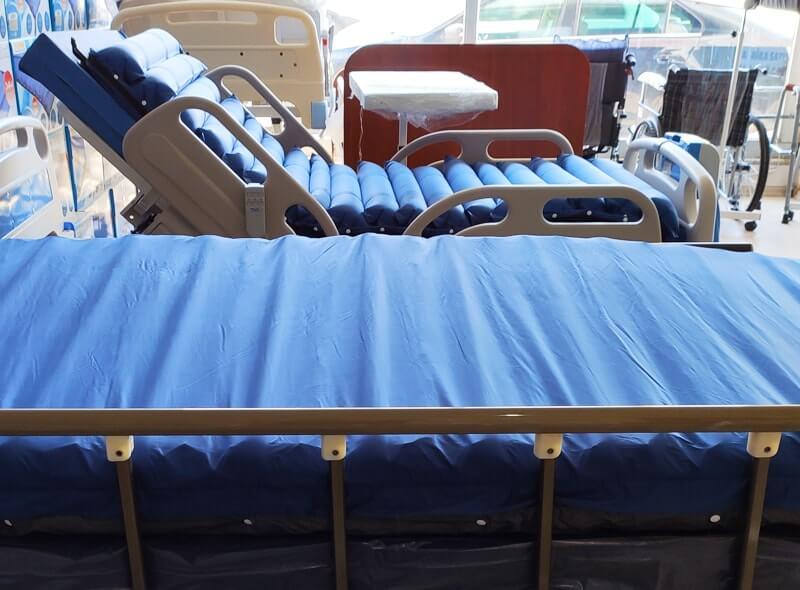 Hasta Yatağı Alezi
