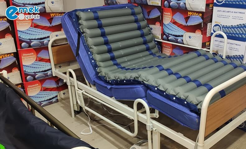 Hasta Yatağı Standart Ölçü
