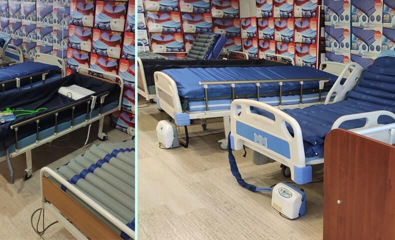 Hastanelerde Hasta Yatakları