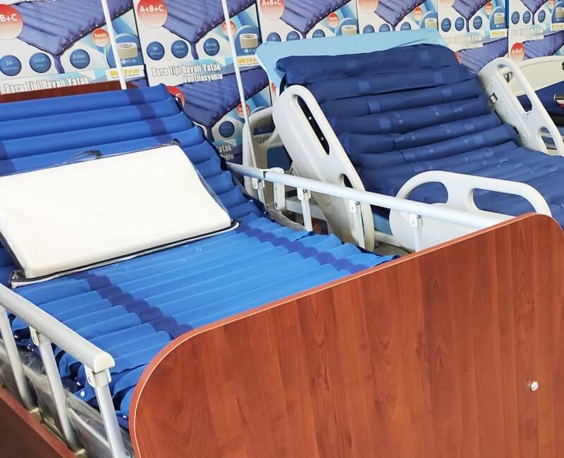 Kaliteli Ve Kullanışlı Hasta Yatakları