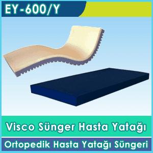Visco Sünger Hasta Yatağı