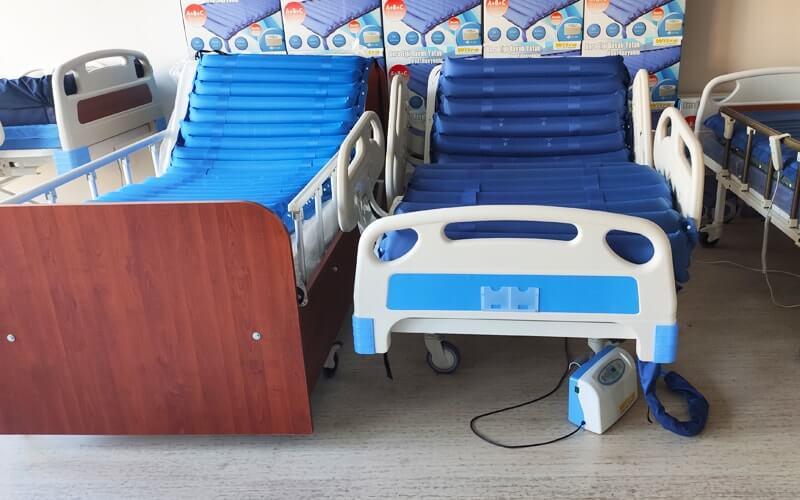 Emek sağlık imalatı hasta yatakları