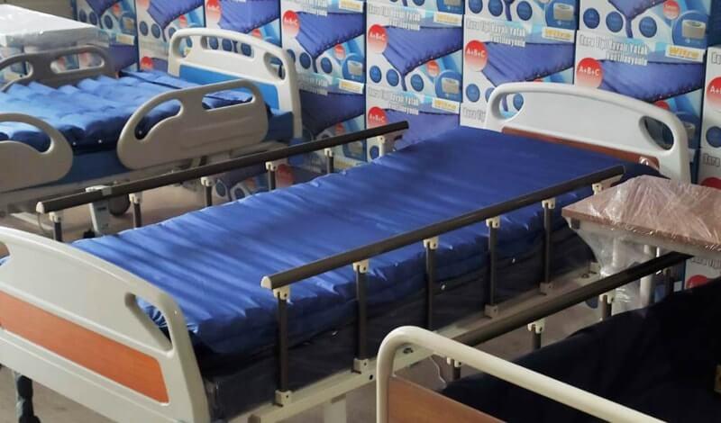 Hasta Yatağında Nasıl Yatılmalı?