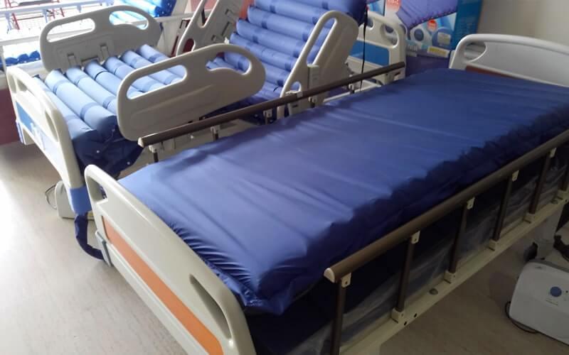 Borulu Havalı Hasta Yatağı Çeşitleri