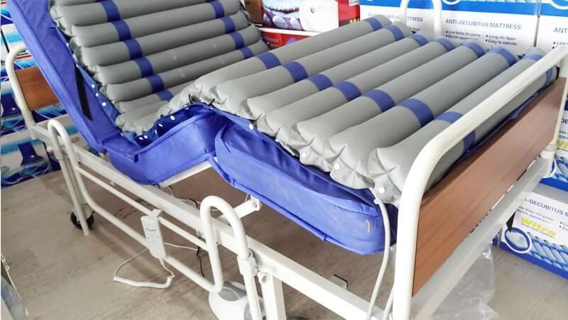 Elektronik Kumandalı Hasta Yatağı
