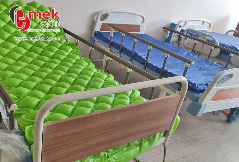 Bakımda Kolaylık Sağlayan Hasta Yatağı Modelleri