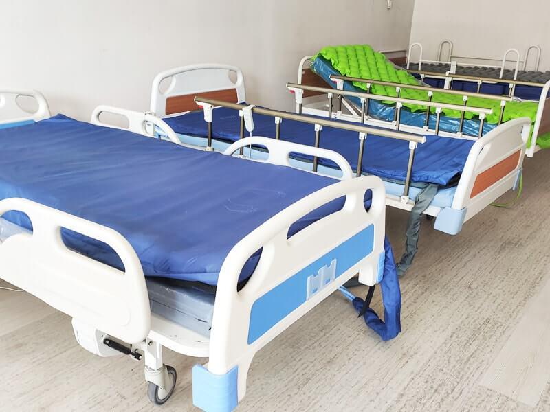 Konforlu Sağlıklı Hasta Yatakları