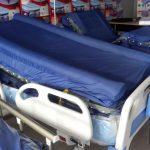 Farklı Renklerde Hasta Yatakları