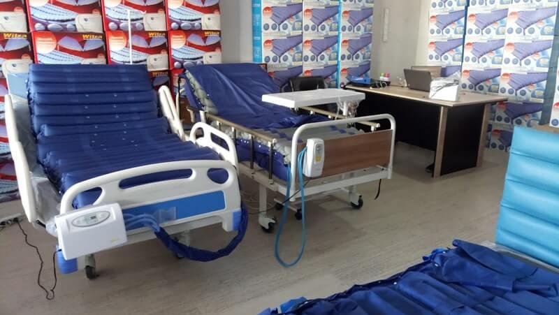 Fonksiyonlu Hasta Yatakları