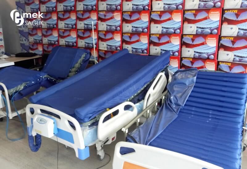 Hasta Yatağı Renkleri
