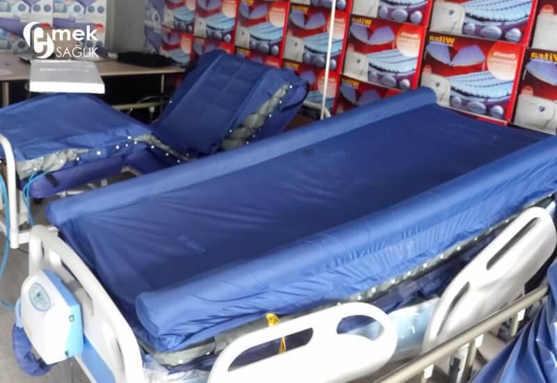 Konforlu hasta yatağı modelleri