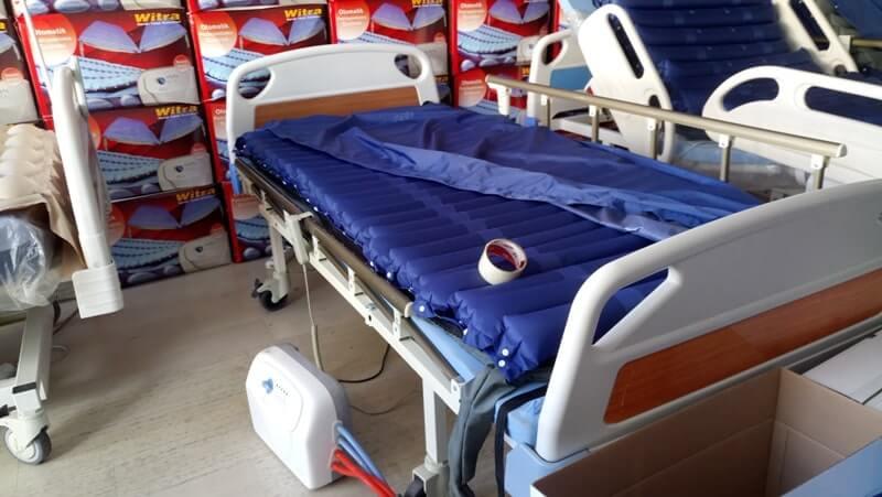 Trendelenburg 4 motorlu hasta yatakları