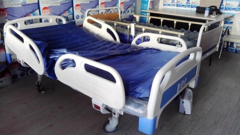 Bakıcı Ve Hasta Için Yataklar