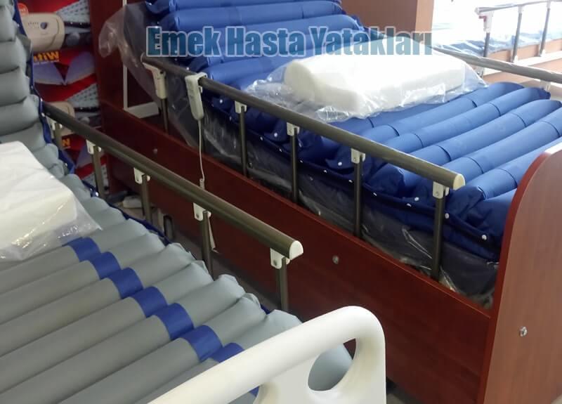 Hasta yatağı kiralama avantaj