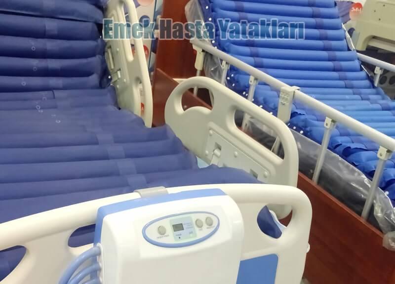 Ortopedik özellikte hasta yatakları
