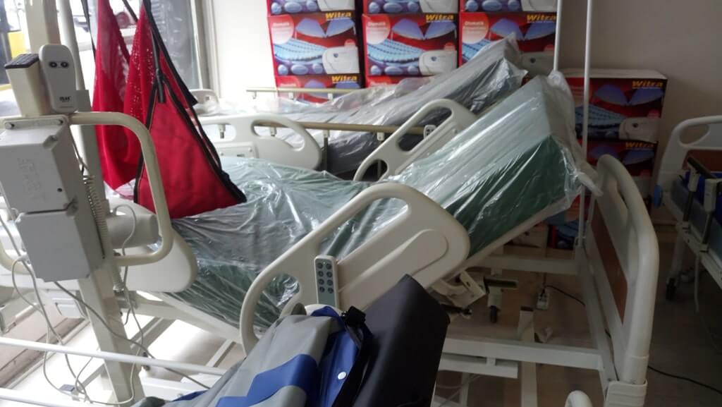 3 motorlu hasta yatağı modeli