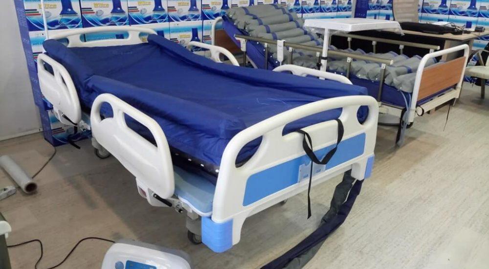 Hasta Yatağı Kumandalı Sistem