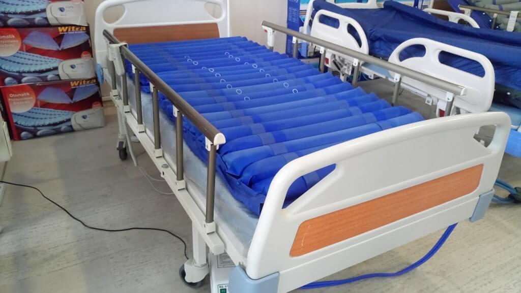 Paslanmaz Hasta Yatağı