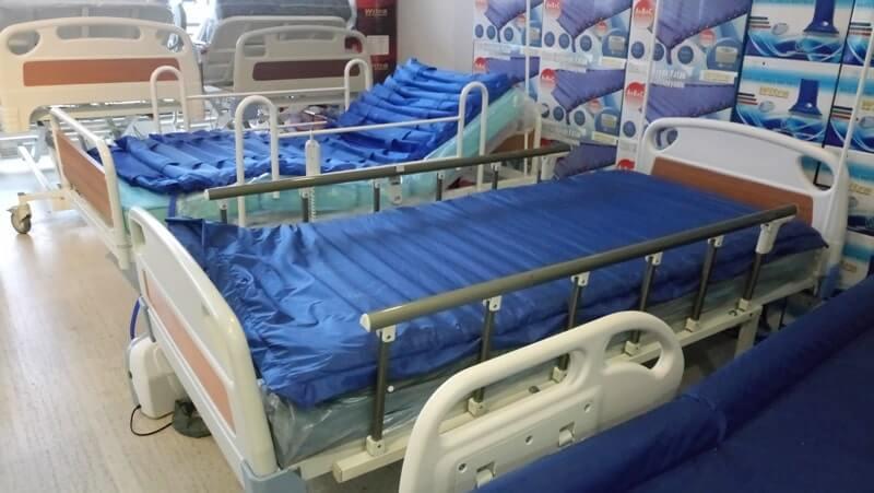 Havalı Hasta Yatağı Çeşitleri