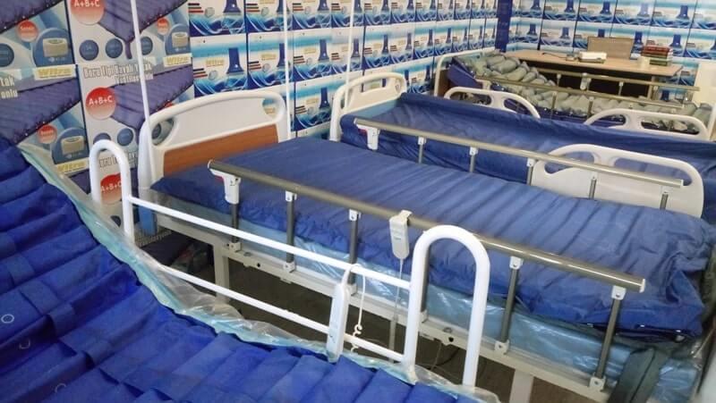 Havalı yataklar