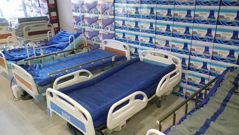 Pozisyon aldıran havalı yatak çeşitleri