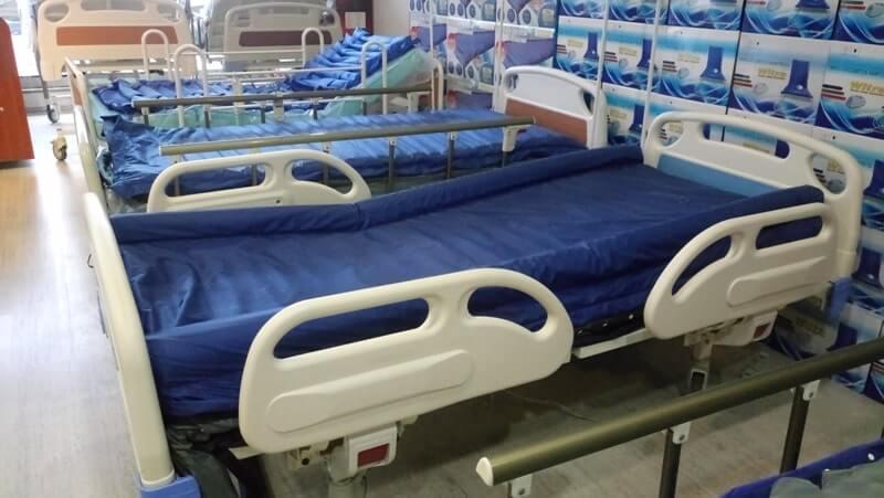 Pozisyon aldıran havalı yatak