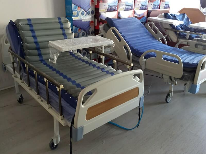 Çift motorlu hasta yatağı modelleri