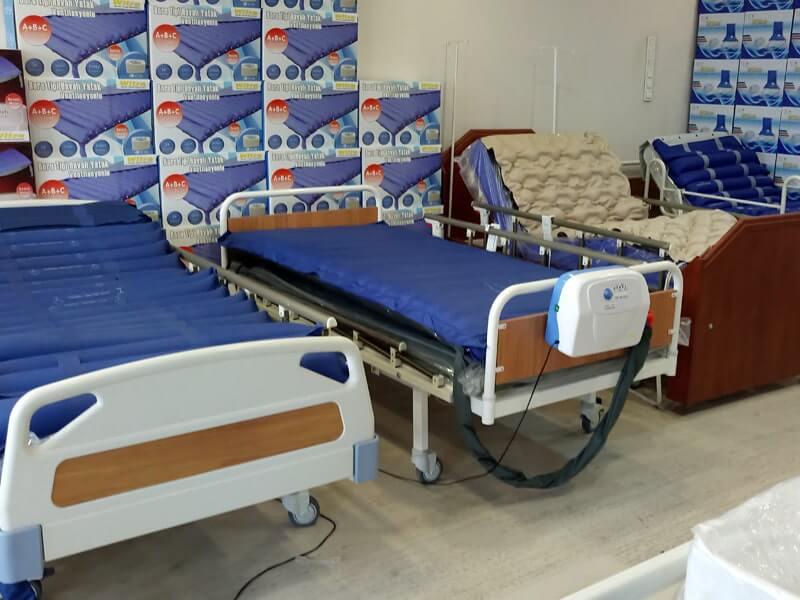 Ev tipi hasta yatağı çeşitleri