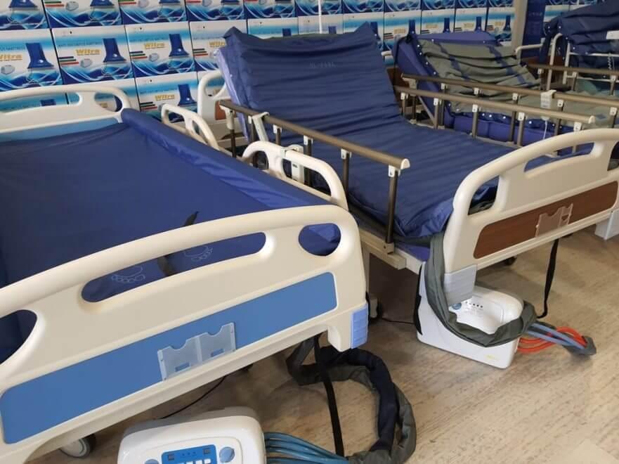 Kaliteli ve iyi hasta yatakları
