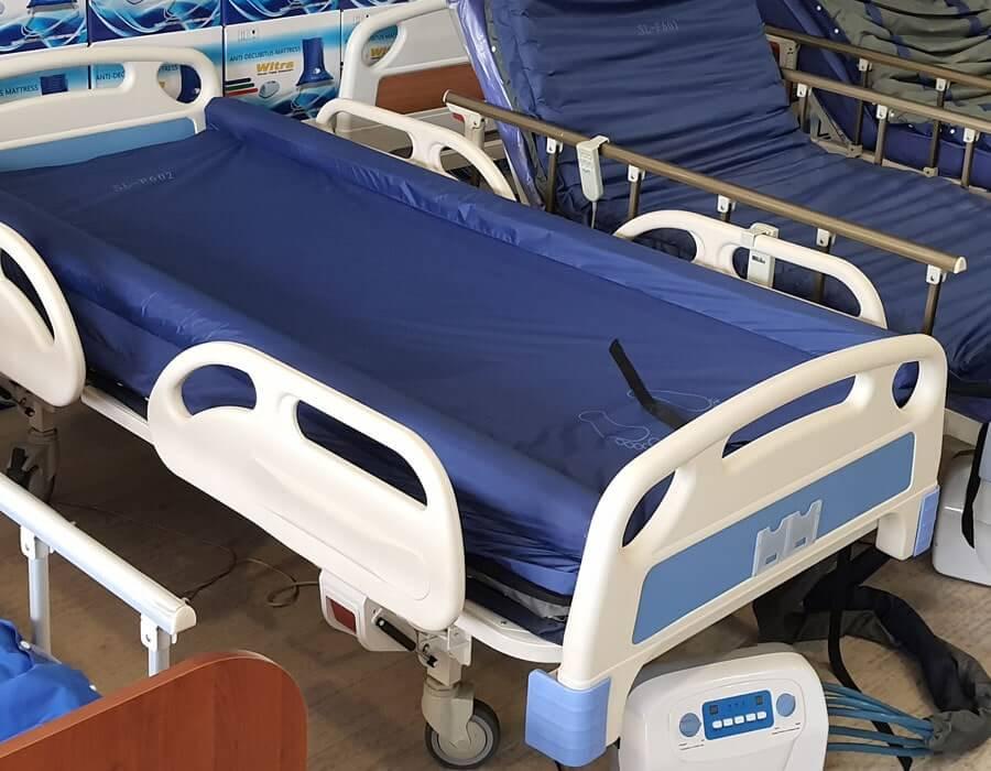 Engelli hasta yatakları