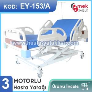 3 motorlu hasta yatağı EY-153A