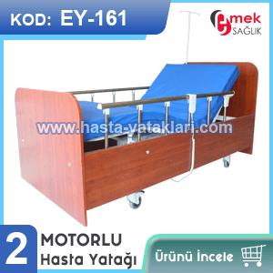 2 motorlu hasta yatağı EY-161
