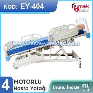 4 motorlu hasta yatağı EY-404